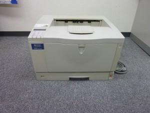 10:レーザープリンター