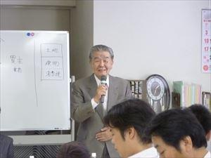 菅野 勲 氏